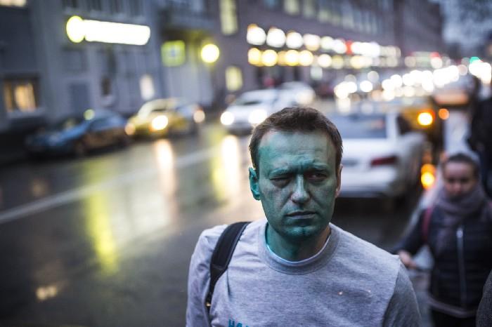 russianoppositionleaderalexeinavalnyarrestedinmoscow