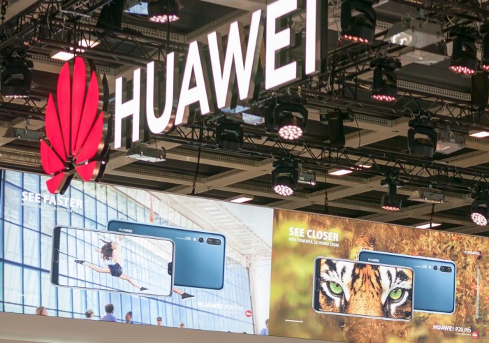 does huawei belong on the us entity list