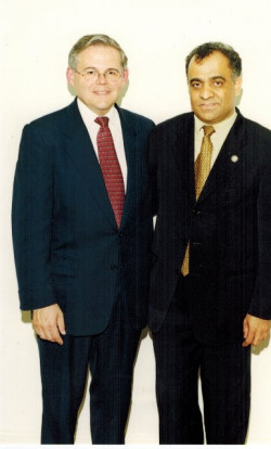 us senator of nj robert menendez