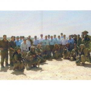 drkazmirandisraelileaderswithisraelisoldiers