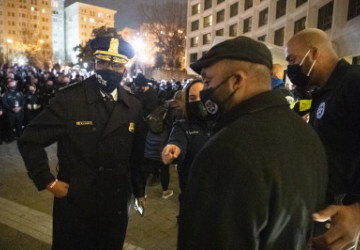 DC Police Chief Blames Lax City Officials After Shootings