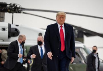 Democrat-Controlled House Votes To Impeach Trump