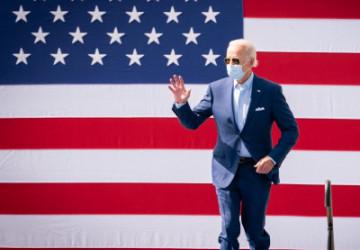 President Joe Biden and Vice President Kamala Harris Take Office