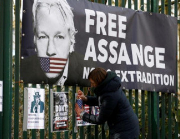 The Fate of Julian Assange