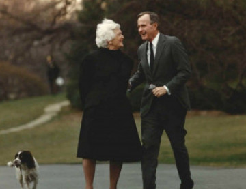 The Unexpected Last Legacy of President George H.W. Bush