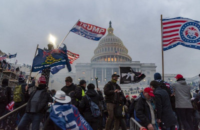 America's Enemies Celebrate Chaos at the U.S. Capitol