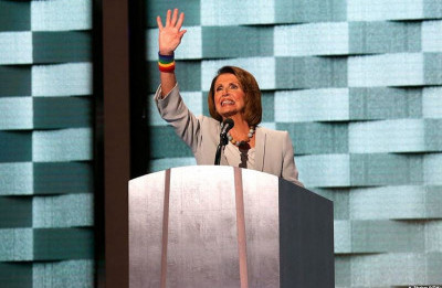Congressional Democrats Nominate Nancy Pelosi for Speaker of the House