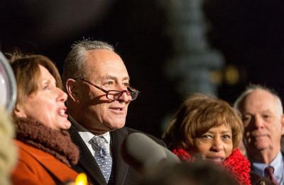 Democrats Must End the Showdown