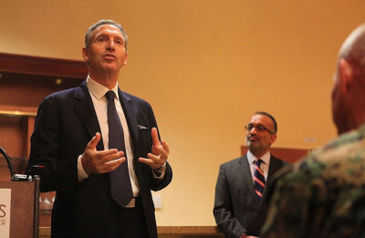 If You Are a Democrat Who Doesn't Understand Why Schultz is Running, You Are Part of the Problem
