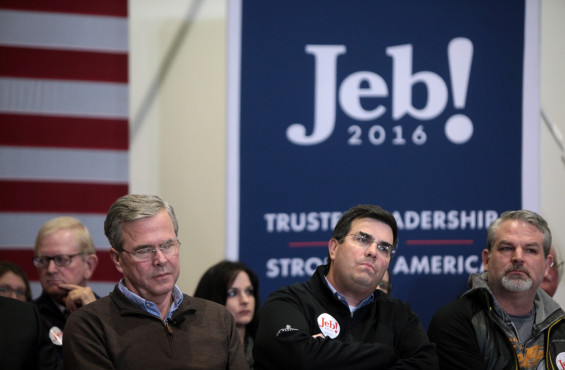 Joe Biden is the Left's Jeb Bush