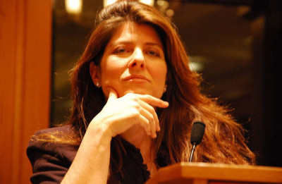 Naomi Wolf's Embarrassing Mistake