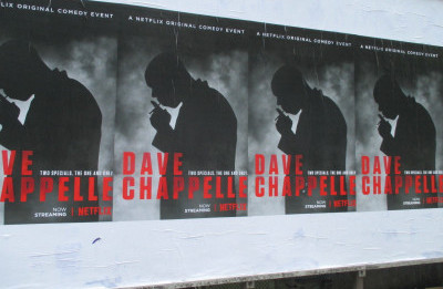No One is Safe From Dave Chappelle