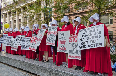 Real Feminists Don't Watch The Handmaid's Tale