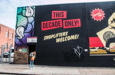 San Francisco's Shoplifting Fire Sale