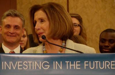 The Long Game Genius of Nancy Pelosi