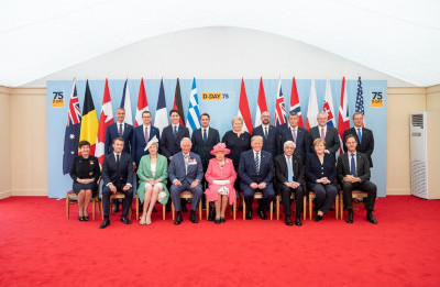 World Leaders Reflect on D-Day