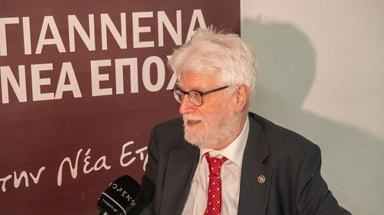 Greek City Elects Greece's First Jewish Mayor