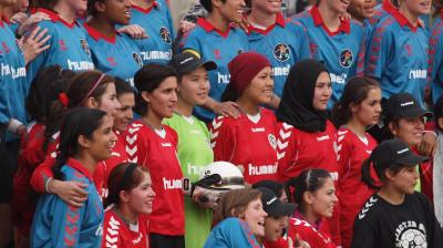 Saving Afghanistan's Female Athletes
