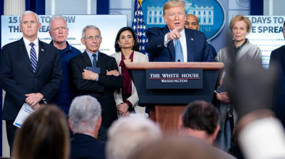Trump Expanding Safety Net Coverage in Wake of COVID-19