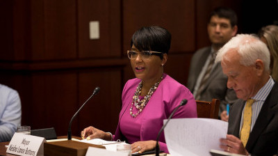 Why Is Atlanta Mayor Keisha Lance Bottoms Refusing to Seek Reelection?